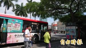 街頭現場實測   大台南公車準點率91%...