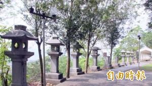 拚觀光「舊」星!竹山神社遺址 核定為歷史建築