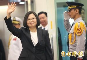 中國挑小英出訪軍演 黨政人士:製造輿論分化台灣