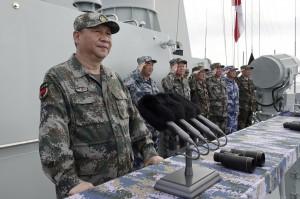 中國今台海軍演 中媒囂張嗆:用砲彈警告台美
