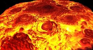 NASA朱諾號傳回 木星北極震撼影片曝光