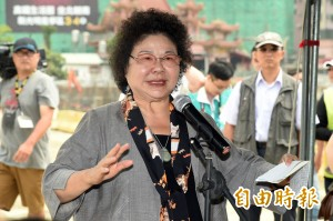 重磅出擊!蘇貞昌新北競選總部主委傳鎖定陳菊