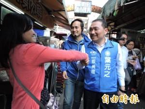 民進黨頻出招攻擊 侯友宜:台灣選舉就是這樣