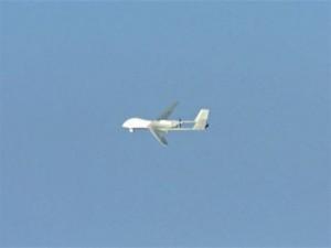 中國無人機闖日本防空識別區   航空自衛隊戰機緊急升空