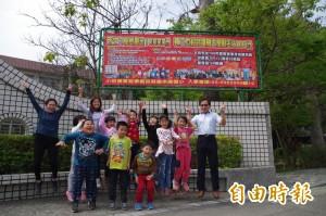 龍年新生明報到 雲林1國小學區掛零、51校10人以下