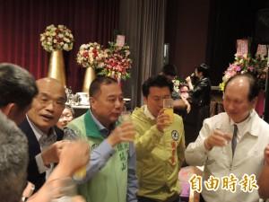 張志豪:蘇貞昌新北當母雞 新生代將歸隊