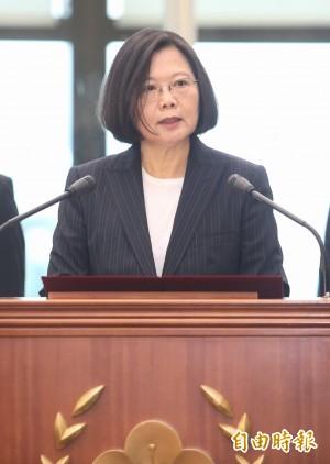 陳菊接蘇貞昌競選總部主委?總統:相信她會做適當考量