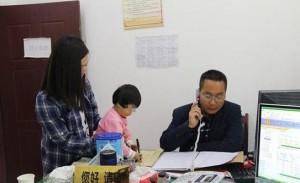 強國夫妻訴請離婚 1歲女兒竟丟法院