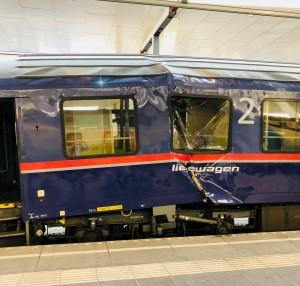 奧地利驚傳火車相撞 54人受傷