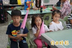 龍年新生報到  雲林1/3學校小一新生數10人以下