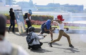 尼加拉瓜退休金改革受阻 副總統怒:吸血鬼想要血液