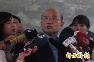 侯友宜:當選就禁用生煤 蘇貞昌:選舉語言不能太當真