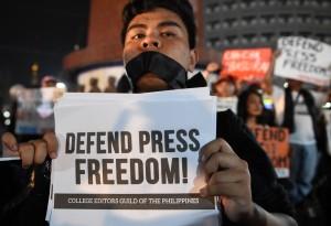 RSF:仇視記者現象增加  傷害民主