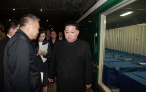 中客在北韓車禍罹難 金正恩現身火車站親自送行