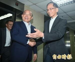 深澳電廠爭議 游錫堃回擊侯友宜:不該選舉才關心環保
