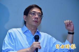 當不成台大校長 藍營拱管中閔參選台北市長