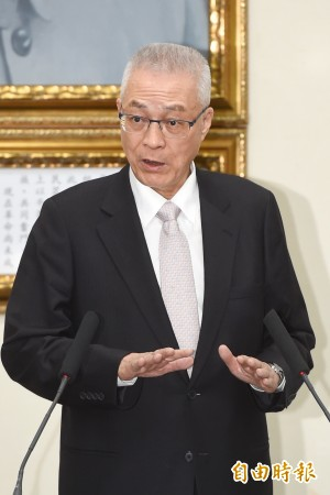藍營基層勸管中閔選台北市長 吳敦義已聽到了