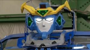 變形金剛是真的!日企協「鋼彈巨頭」開發變身機器人