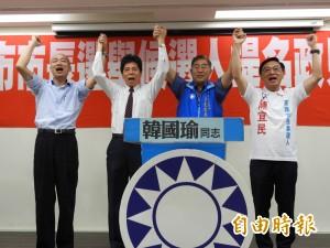 韓國瑜、陳宜民批高市經濟蕭條 民進黨回轟請先做功課
