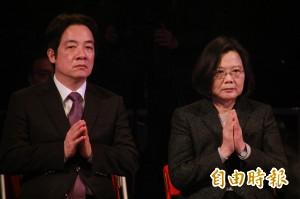 小英與賴神被勞團封「幹話王」 總統府回應了!