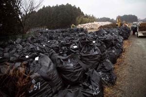 日環境省擬用福島「核汙土」鋪路   遭民眾抗議