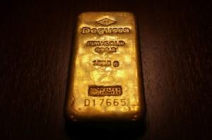 垃圾桶裡有黃金! 管理員爽撿7公斤金條、價值近千萬