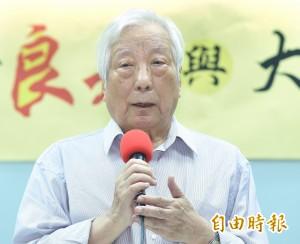 孫震反「拔管」 段宜康諷:威權得利者大談校園民主