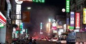新竹豆乳雞店傳火警 煙霧中驚見人臉嚇壞網友