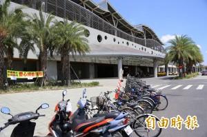 單車族注意!潮州火車站周邊違停 明起拖吊取締