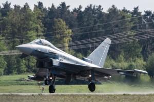 慘!德國空軍128架颱風戰機僅4架能「出任務」...