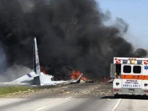 美軍運輸機驚傳墜機 至少5人罹難