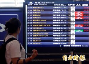 全球最繁忙國際航線排行  香港-台北航線排第二