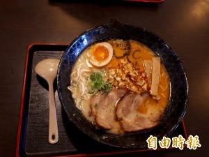 天天吃好料》新竹市夏川拉麵 饕客口耳相傳