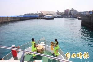 小琉球總量管制? 琉球新漁港候船室擬改造遊客中心