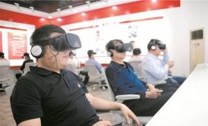 虛擬實境洗腦? 中國創「VR體檢」檢測黨性