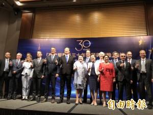 歐美發聲批中國阻撓 挺台參與WHA
