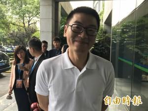 籲講清楚國家定位    梁文傑:民進黨沒叫柯P道歉