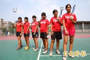 「人生沒辦法離開網球!」小選手代表台灣出賽苦籌旅費