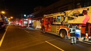 虛驚!桃園又有工廠失火 消防員10分鐘控制火勢