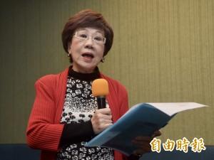 「世大運靠中國放水」惹眾怒 呂秀蓮:柯P也說人家派二軍