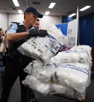 澳洲破獲200公斤冰毒走私案 2台灣人遭逮捕