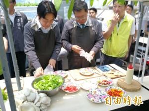 賴清德參觀桃園農博 大讚桃園這項措施狂超台南