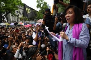多次反對杜特蒂 菲律賓首席大法官遭罷免