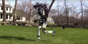 曾被虐待機器人現在會慢跑 網友:人類要被終結啦!