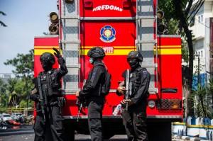 又是IS? 印尼教堂自殺攻擊疑「神權游擊隊」有關