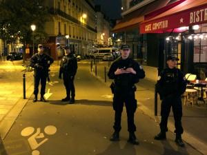 巴黎恐攻!週末夜當街砍人1死4傷 暴徒遭擊斃