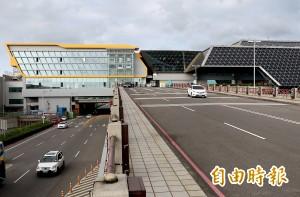 桃機二航廈出境大廳北側擴建完工 近期試營運