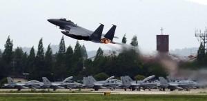 美韓「超雷軍演」惹怒北韓 日本:聯合軍演有必要