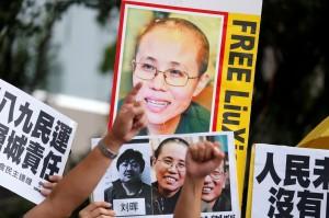 全球文壇籲釋放劉霞 中國外交部:依法處理出入境