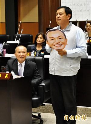 苗栗市長選舉藍營內鬨 國民黨縣議員禹耀東退黨參選
